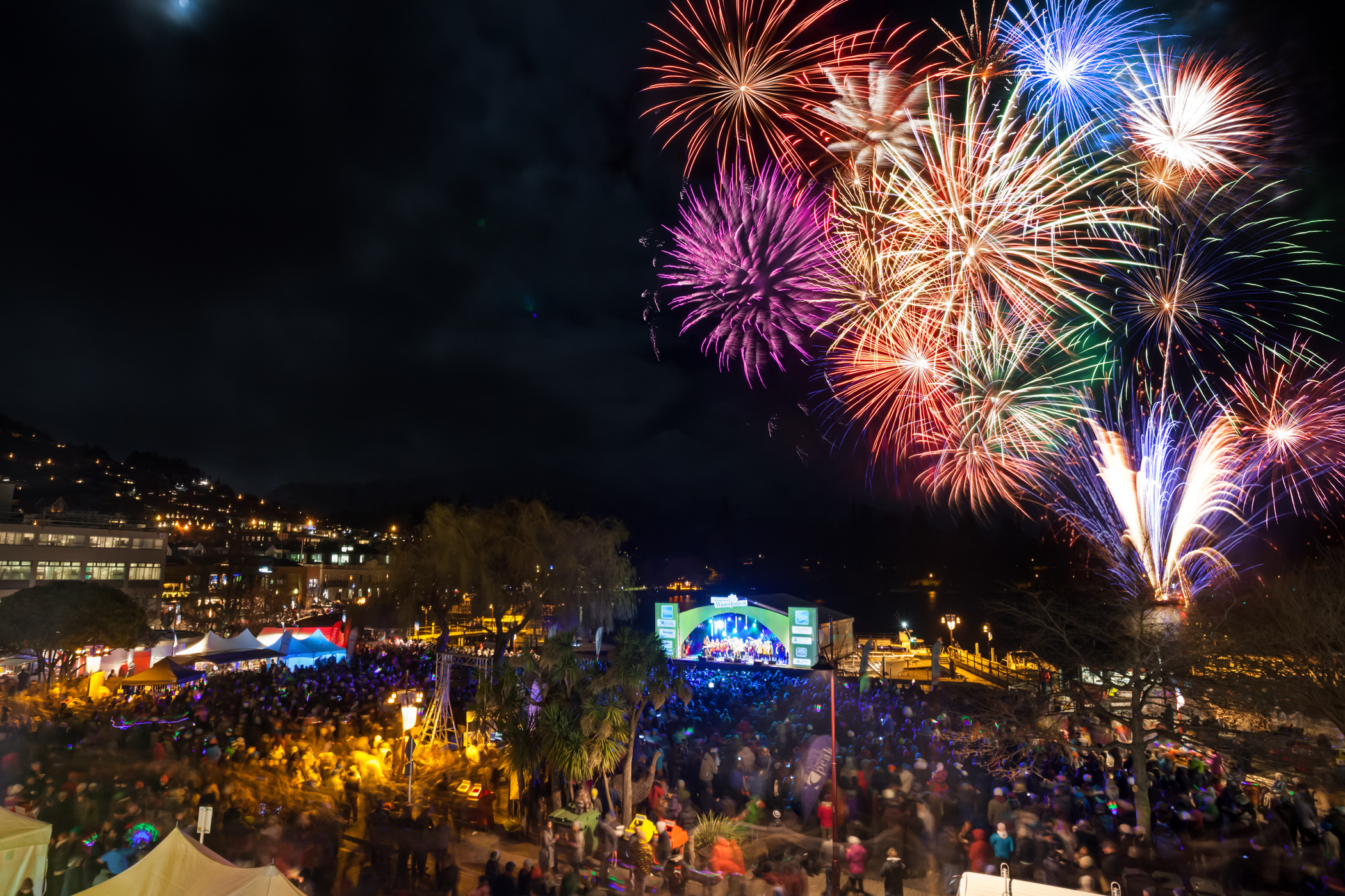 New Year's Eve in Queenstown – Take the Lake!