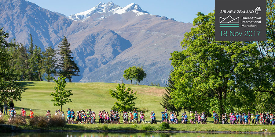 Queenstown Marathon Timetable